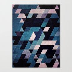 Blux Redux Canvas Print