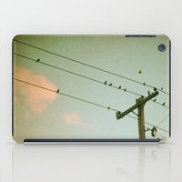 Cotton Candy iPad Case