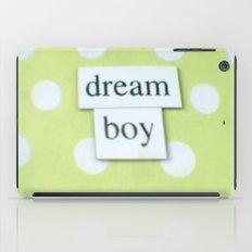 Dream boy iPad Case