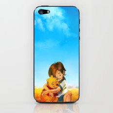 Everything Is Right iPhone & iPod Skin