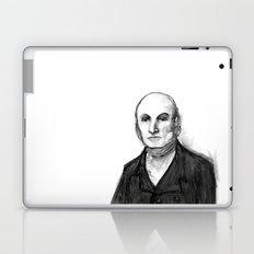 John Quincy Adams : Chock Full O' Quincy. Laptop & iPad Skin