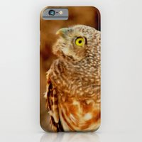 iPhone & iPod Case featuring OWL by Ylak