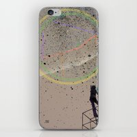 sometimes we just need a lift iPhone & iPod Skin