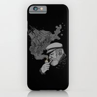 iPhone & iPod Case featuring A Captains's Memory by Alex Solis