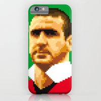 iPhone & iPod Case featuring King of kickers by carré offensif