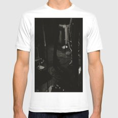 The Band  Mens Fitted Tee White SMALL