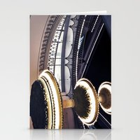 Crescent Court Stationery Cards