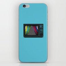 present the monohcrome iPhone & iPod Skin