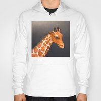 Giraffe My Pretty Hoody