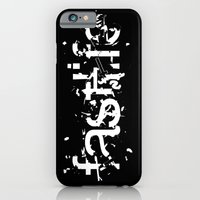 iPhone & iPod Case featuring fastlife by Alessandro Bucceri