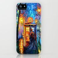 The Doctor Starry The Ni… iPhone (5, 5s) Slim Case