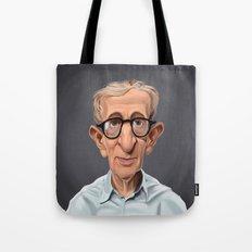 Celebrity Sunday ~ Woody Allen Tote Bag