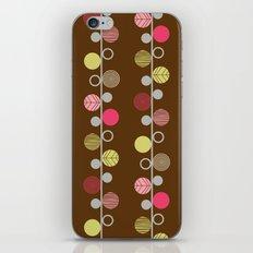 Linear Dots iPhone & iPod Skin
