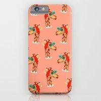 Miss Giraffe iPhone 6 Slim Case
