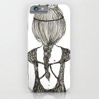 Cat Girl iPhone 6 Slim Case