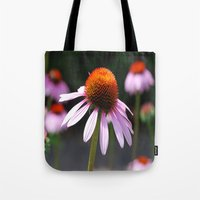 Purple Coneflower  Tote Bag