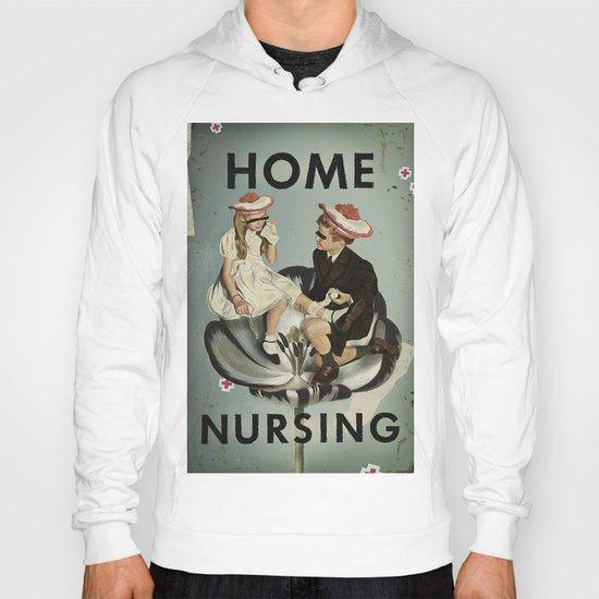 Home Nursing Hoody