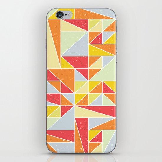 Shapes 008 iPhone & iPod Skin