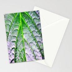 leaf nature Stationery Cards