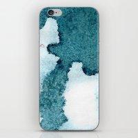 watercolor1 iPhone & iPod Skin