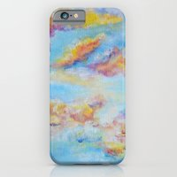 iPhone & iPod Case featuring Red Sky by Katy Hands