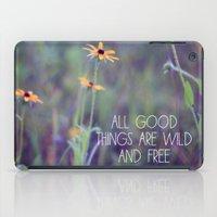 All Good Things (Daisy) iPad Case
