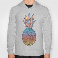 Bakana Rays Pineapple Hoody