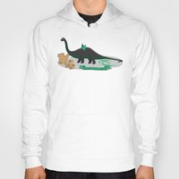 Dinosaur cosplay Hoody