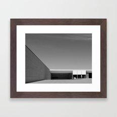 Museo UA Framed Art Print