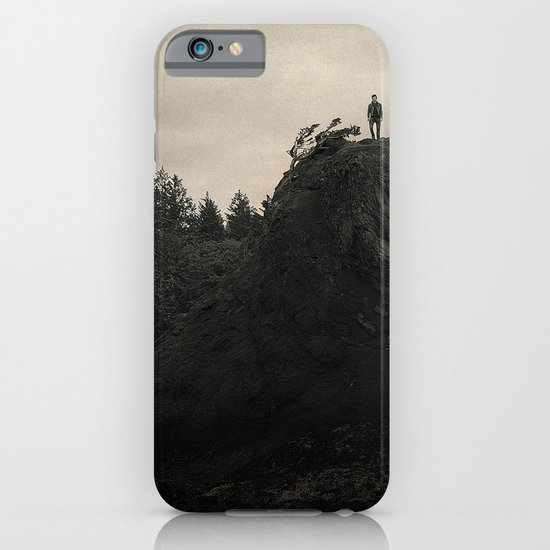 Up In the Woods, Down in My Mind iPhone & iPod Case