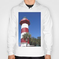 Habour Town Lighthouse Hoody