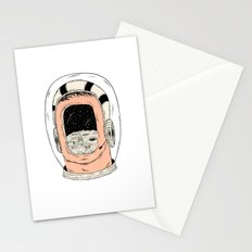 From the Earth to the Moon Stationery Cards