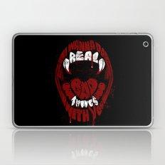 Real Bad Things Laptop & iPad Skin