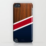 iPhone & iPod Case featuring Wooden New England by Nicklas Gustafsson