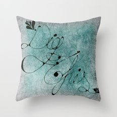 Dig This ! Throw Pillow