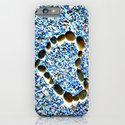heart with stones iPhone & iPod Case