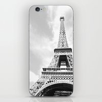 Eiffel iPhone & iPod Skin