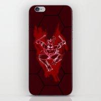 TMNT Rock: Raph iPhone & iPod Skin
