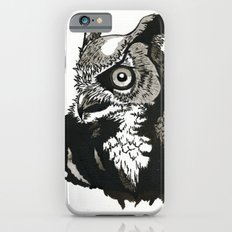 Eastern Screech Owl iPhone 6 Slim Case