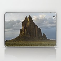 Shiprock, New Mexico. Laptop & iPad Skin