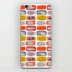 leaves vol 1 iPhone & iPod Skin