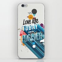 Everything Forever iPhone & iPod Skin