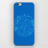 Oceanesque iPhone & iPod Skin