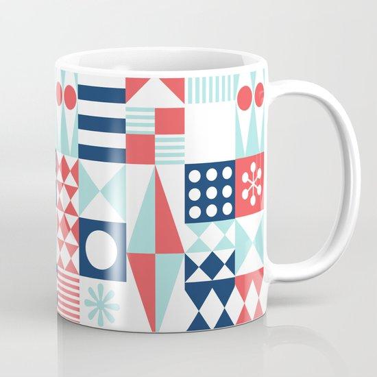Tradewinds navy Mug