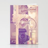 Vintage Feelings Stationery Cards