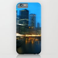 iPhone & iPod Case featuring CityCity by kbattlephotography