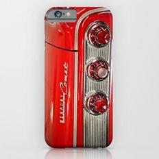 1963 Mercury Comet Red iPhone 6 Slim Case