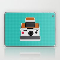 Polaroid SX-70 Land Came… Laptop & iPad Skin