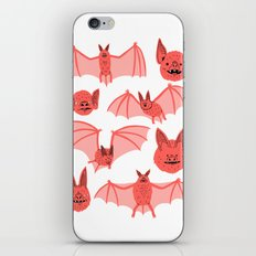 Bats iPhone & iPod Skin