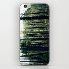 Desolate Forest iPhone & iPod Skin